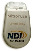 NDI Medical MicroPulse rechargeable neurostimulator