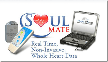 TransWorld Medical's Soul Mate Implantable Heart Transplant Rejection Monitor