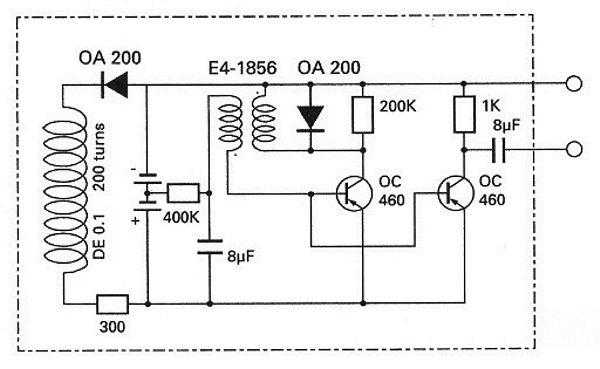 pacemaker circuit diagram  zen diagram, circuit diagram