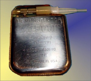 Medcor Corporation pacemaker ca. 1975