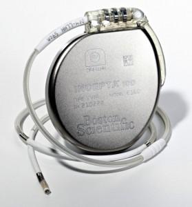 Boston Scientific Incepta ICD with DF-4 connector