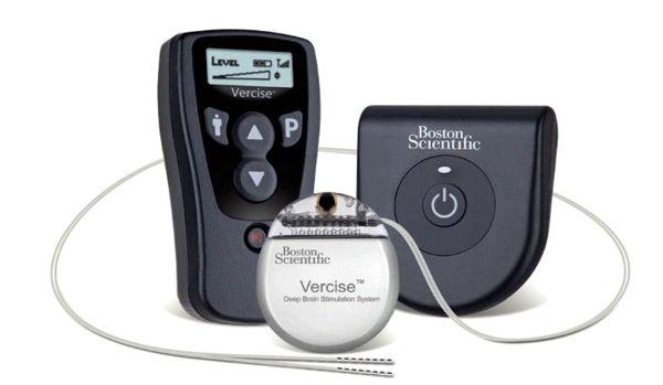 Boston Scientific Vercise DBS System  www.implantable-device.com  David Prutchi, Ph.D.