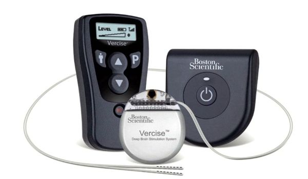 Boston Scientific Vercise DBS System  www.implantable-device.com  David Prutchi, Ph.D.