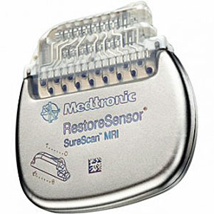 Medtronic Restore Sensor MRI www.implantable-device.com