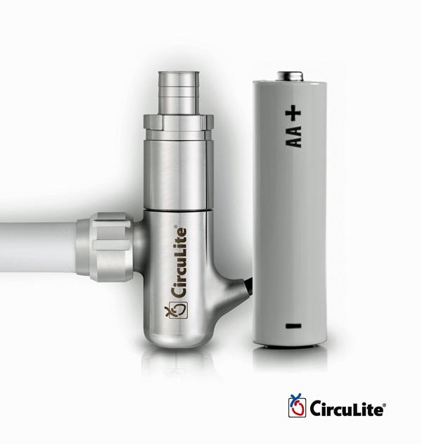 CircuLite Vascular Support Pump www.implantable-device.com David Prutchi PhD