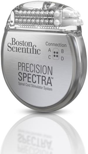 Precision Spectra SCS David Prutchi PhD www.implantable-device.com