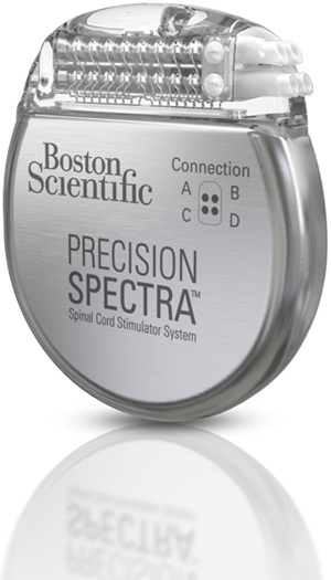 Precision Spectra SCS David Prutchi PhD www.implantable-device.com