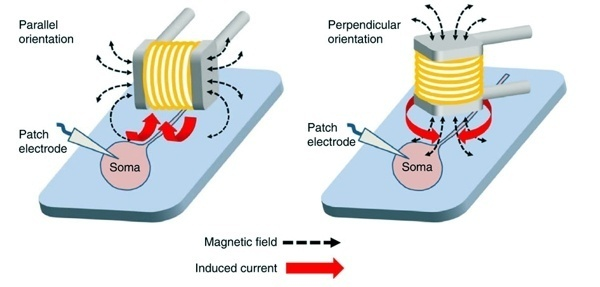 Principle of micromagnetic stimulation