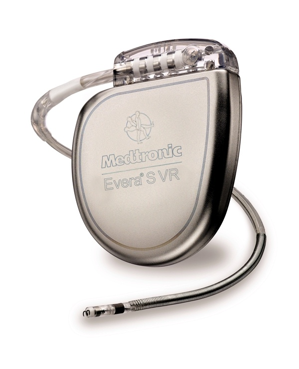 Medtronic Evera ICD www.implantable-device.com David Prutchi PhD