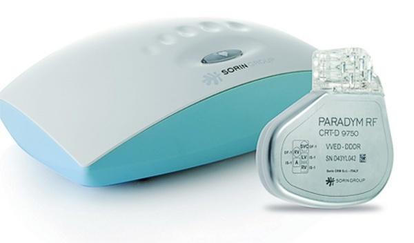 Sorin Paradym Smartview www.implantable-device.com David Prutchi PhD