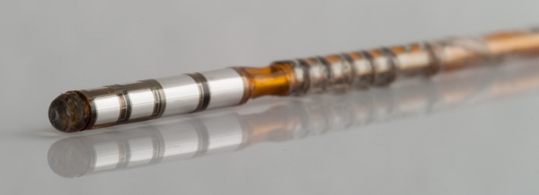 Aleva DBS electrode array www.implantable-device.com David Prutchi PhD