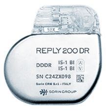 Sorin Reply 200 with apnea monitor David Prutchi PhD www.implantable-device.com