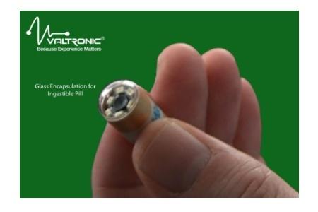 Implantable glass encapsulation David Prutchi PhD www.implantable-device.com