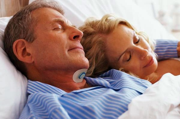 Nyxoah patch obstructive sleep apnea David Prutchi PhD www.implantable-device.com