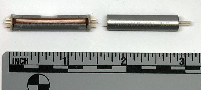 InnerPulse Percutaneous Implantable Crdioverter Defibrillator PICD (c) David Prutchi, Ph.D. www.implantable-device.com